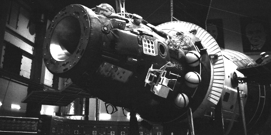 Русский космос. Насъемках фильма «Салют-7. История одного подвига»