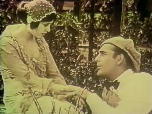 СЛайлой Ливфильме «Готорн изСША» (1919, реж. Дж. Крюзе)