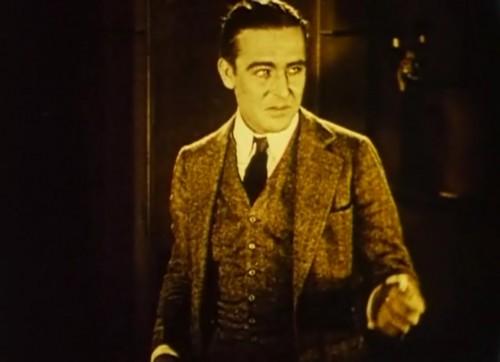 Вфильме «Похождения Анатоля» (1921, реж. Сесиль Б. ДеМилль)