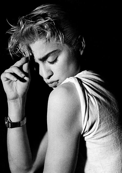 Мадонна. Фото Брюса Вебера