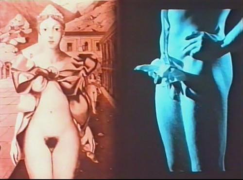 «Милые игрушки». Реж. Габриэль Аксель. 1967