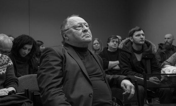 Олег Ковалов представил второй том «Из(л)учения странного»