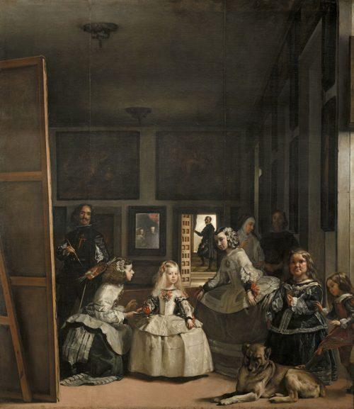 «Менины». Худ. Диего Веласкес. 1656