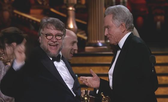 Оскары-2018. Призеры