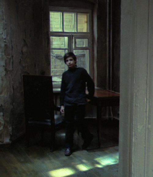 «Зеркало». Реж. Андрей Тарковский. 1974