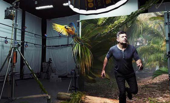 Энди Серкис готовит мрачную экранизацию «Книги джунглей»