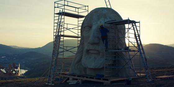 «Лицо»: Иисус здесь больше не живет