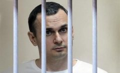 Киносоюз требует освободить режиссера Олега Сенцова