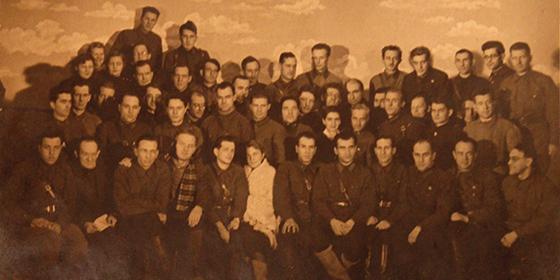 Блокада: Ленинградская объединенная киностудия