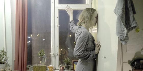 Сеанс-премьера: «Дирижабль» Марии Вихровой