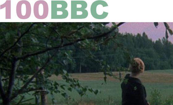 Топ-100 отBBC: четыре места уТарковского
