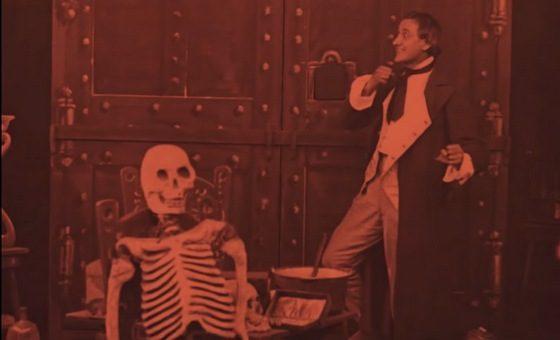 «Франкенштейна»-1910: отреставрирована первая экранизация книги