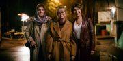 На съемках: «Просто светят звезды» Анны Пармас
