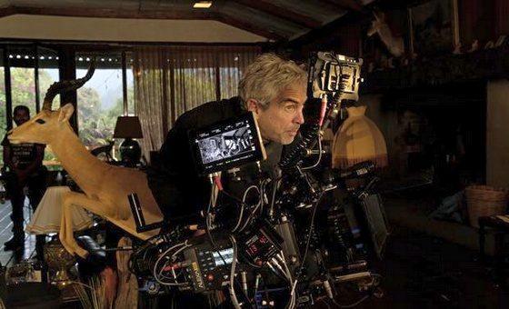 Альфонсо Куарон – оператору Любецки: «Буду ли пересматривать Roma? Нет»