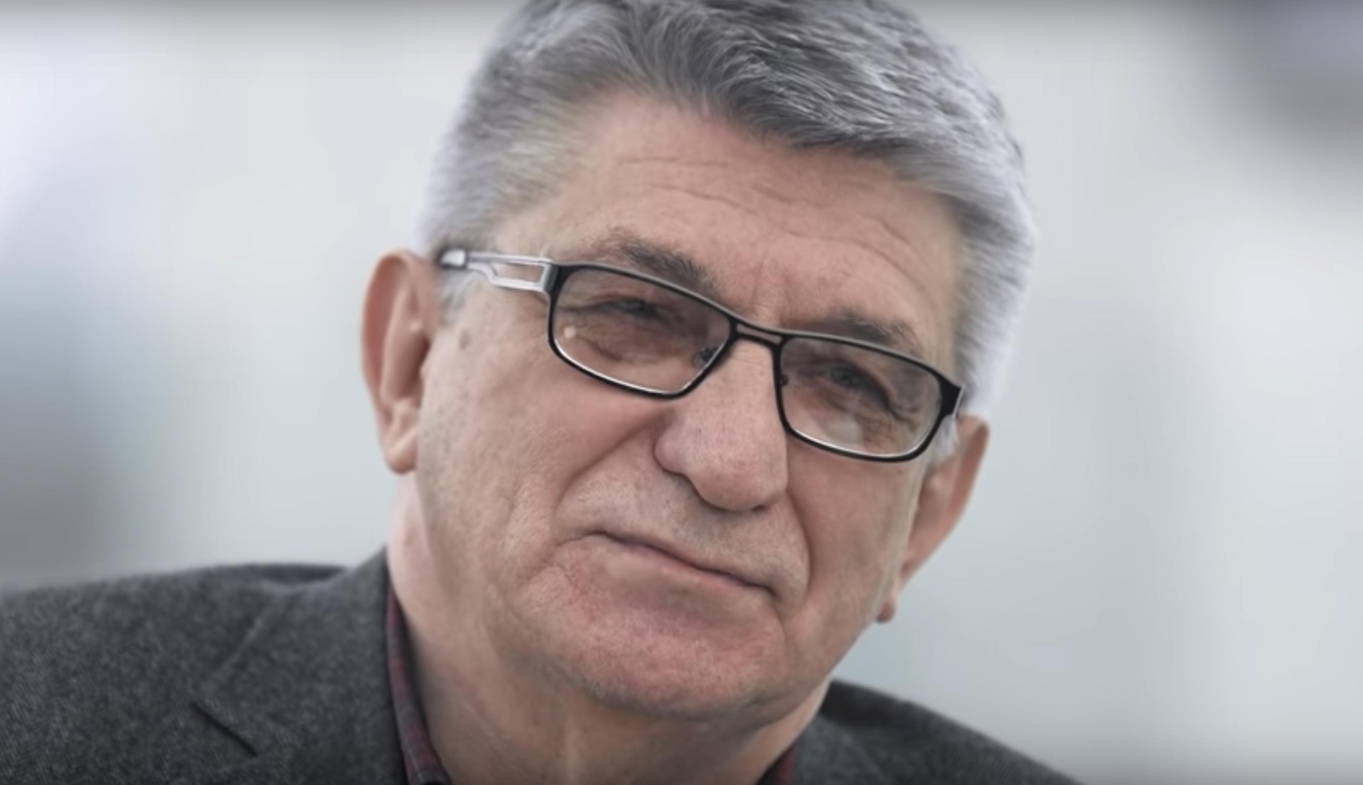 Александр Сокуров: «Режиссура создается руками и головой»