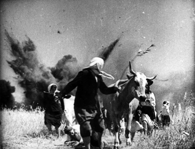 «Щорс». Реж. Александр Довженко. 1939. Фото: Музей Национальной киностудии имени Александра Довженко
