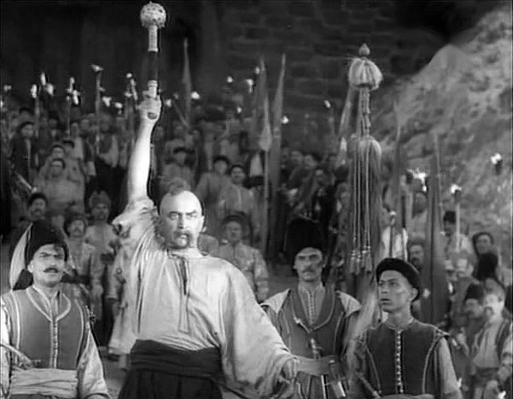 «Богдан Хмельницкий». Реж. Игорь Савченко. 1941
