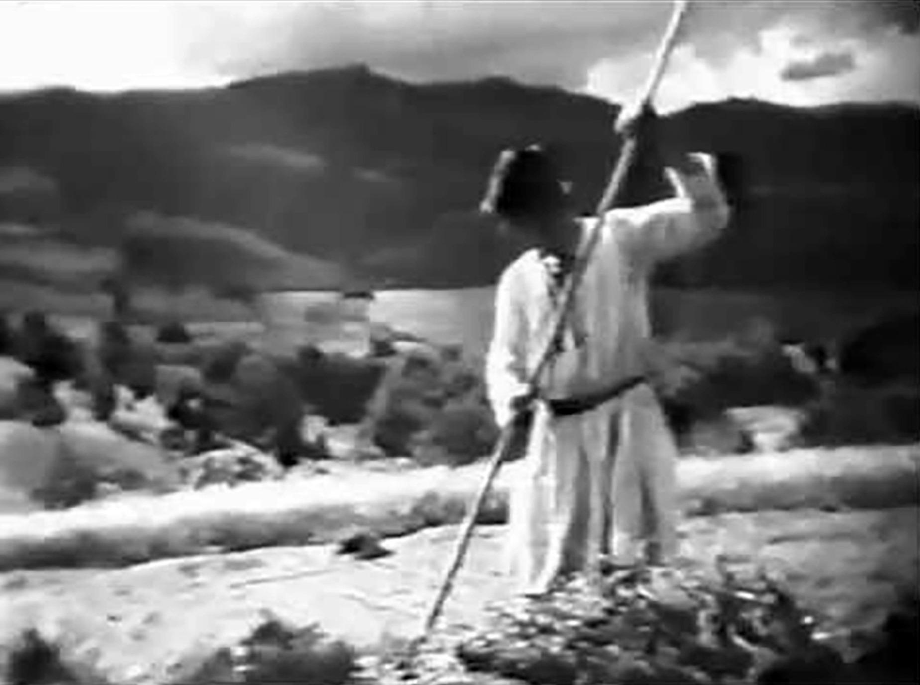 «Буковина — земля украинская». 1940. Реж. Юлия Солнцева, Александр Довженко