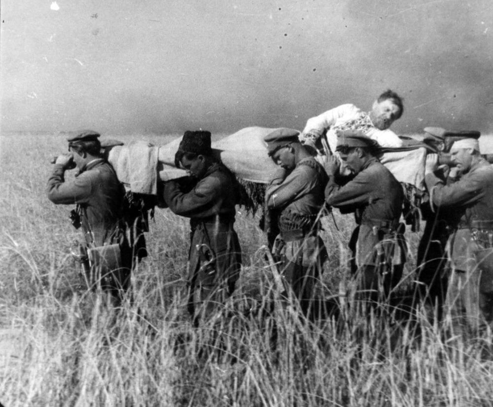 «Щорс». Реж. Александр Довженко. 1939