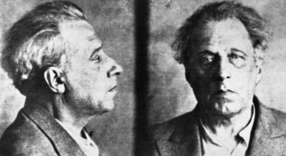 Всеволод Мейерхольд под арестом. 1939.
