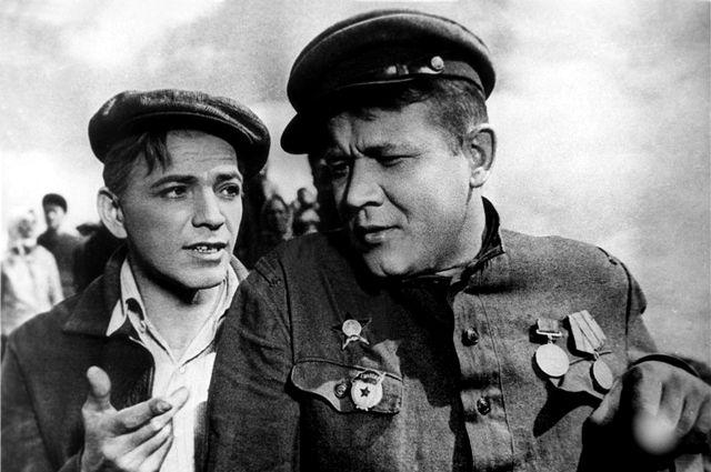 «Большая жизнь». Реж. Леонид Луков. 1939