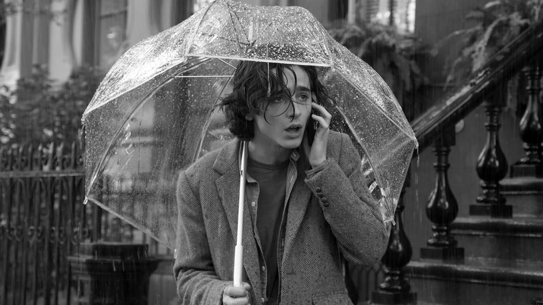 «Дождливый день вНью-Йорке»: Счастливые прогнозов нечитают