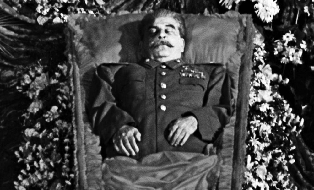 Сергей Лозница— От«Процесса» к«Государственным похоронам»