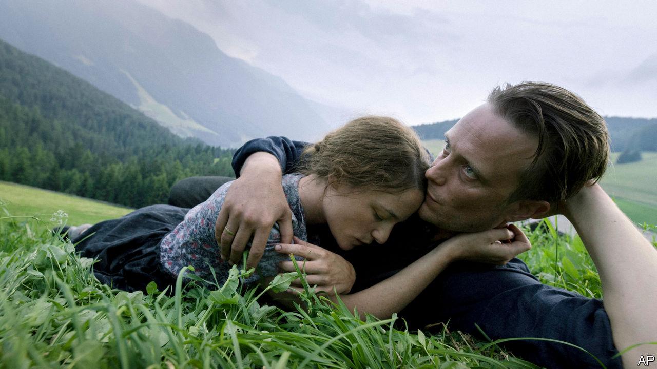 #Cannes2019 — Горное кино Терренса Малика