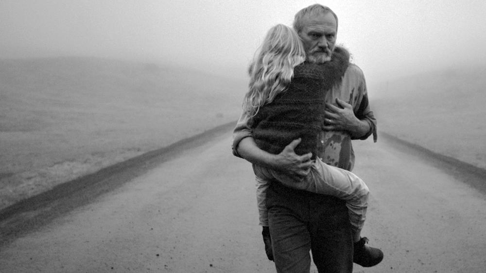 «Белый, белый день»— После смерти усебя дома
