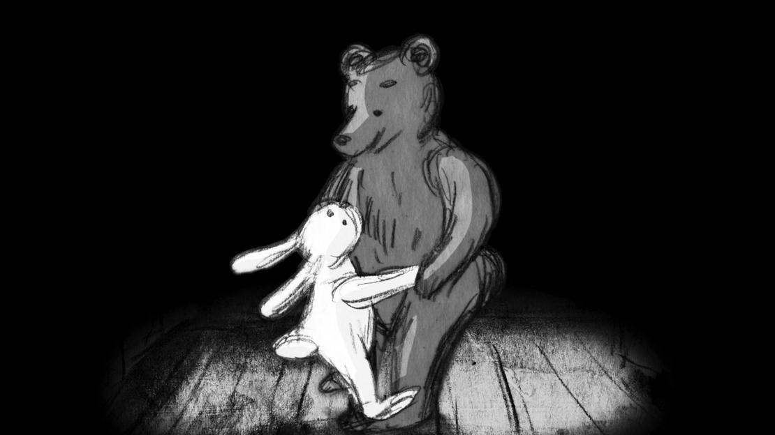 Высшие формы— «Мой знакомый медведь» Екатерины Соколовой