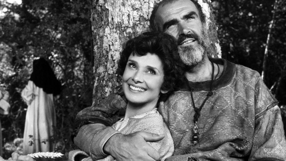 «Робин и Мэриан». Реж. Ричард Лестер. 1976