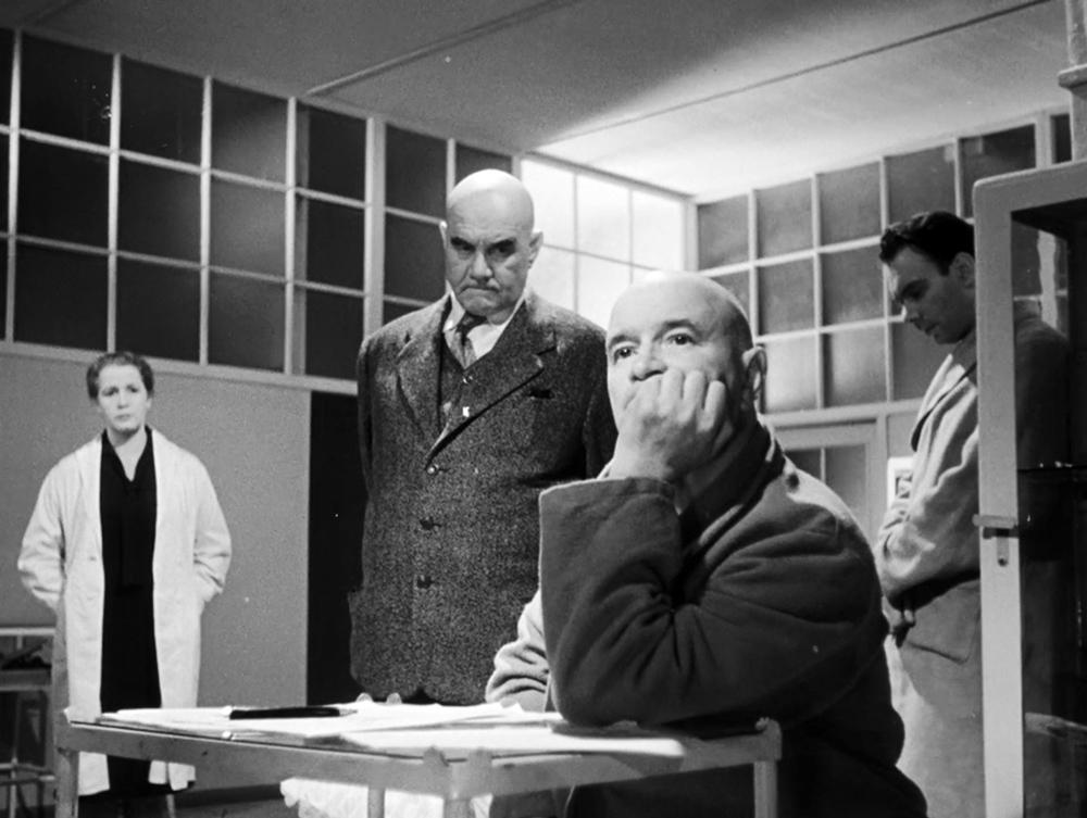 «9 дней одного года». Реж. Михаил Ромм. 1962
