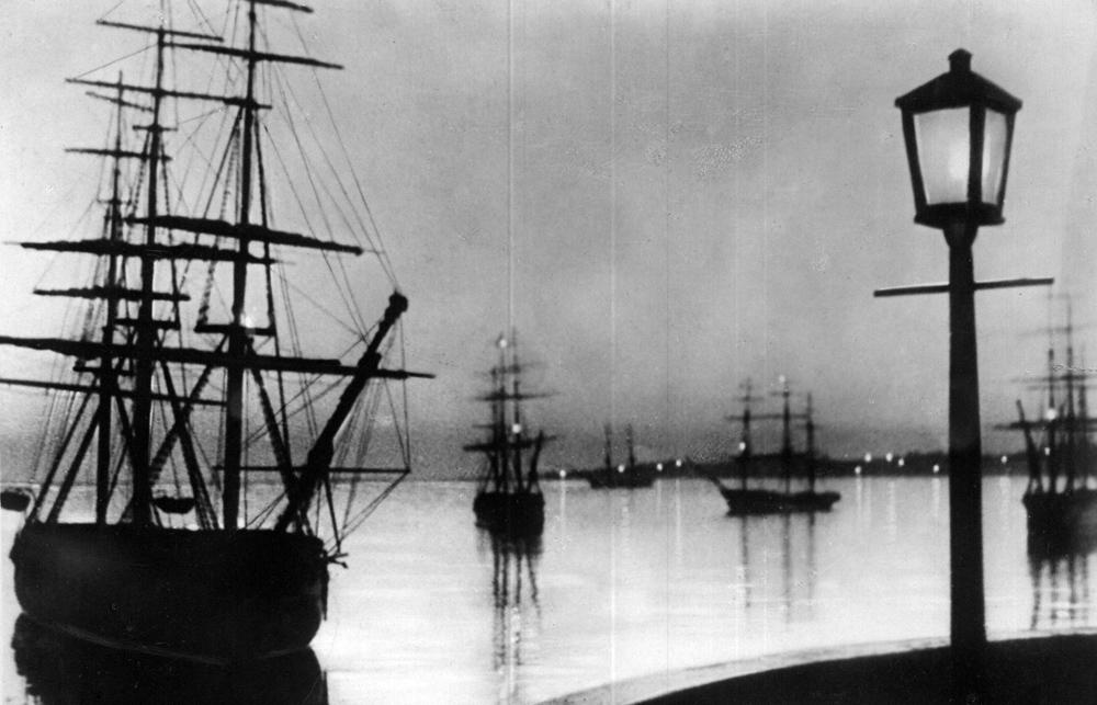 «В дальнем плавании». Реж. Владимир Браун. 1945. Фото: Госфильмофонд
