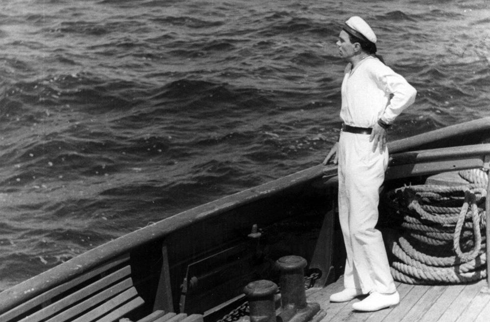 «Сокровище погибшего корабля». Реж. Владимир Браун. 1935. Фото: Госфильмофонд