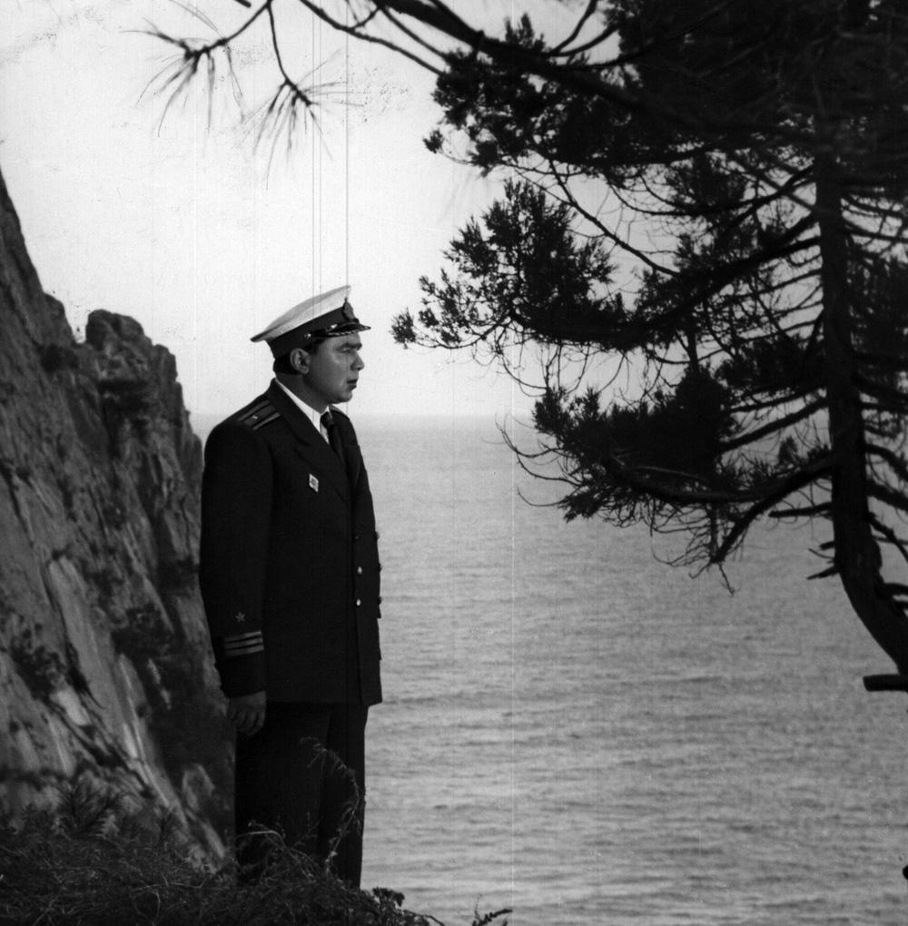 «Командир корабля». Реж. Владимир Браун. 1954. Фото: Госфильмофонд