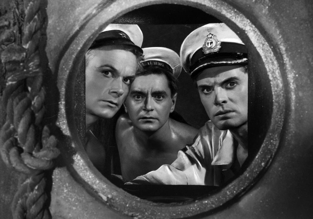 «Голубые дороги». Реж. Владимир Браун. 1947. Фото: Госфильмофонд